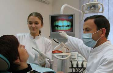 Photogallery of the clinic Denta plus